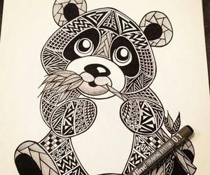 arte and dibujo image