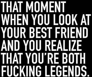 friends, legend, and best friends image