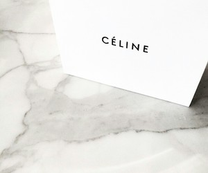 celine, fashion, and white image