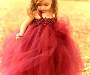 baby and dress image