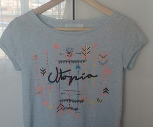 beauty, t-shirt, and utopia image