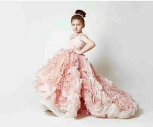 fashion, flower girl, and cute image