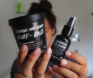 quality, lush, and hair image