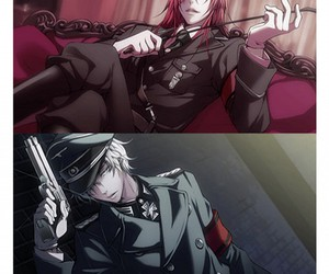 anime, Hot, and men image