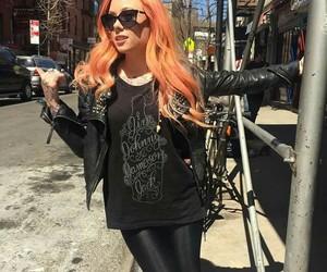 dark, grunge, and fashion image