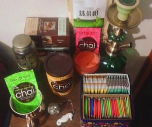 infusion, tea, and Matcha image