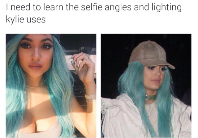 funny, tumblr, and selfies image