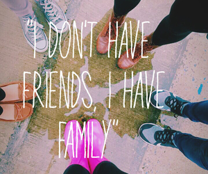 family, friendship, and puddle image