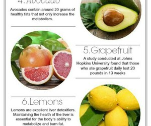 food, healthy, and facts image