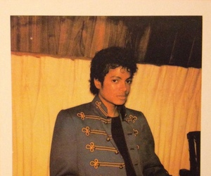 80s, king, and king of pop image