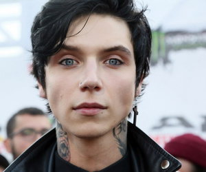 andy, blue eyes, and perfect image