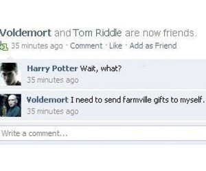awesome, harry potter, and text image