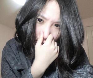 girl, ulzzang, and ♀ image