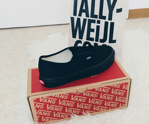 style, vans, and beautiful image