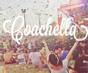 coachella, music, and festival image