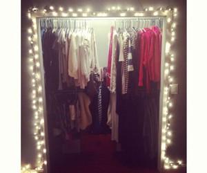 closet, Dream, and clothes image