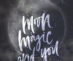 moon and magic image