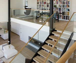 book, house, and stairs image