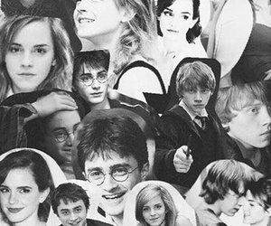 family, harry potter, and love image