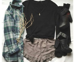 look, outfit, and fashion image