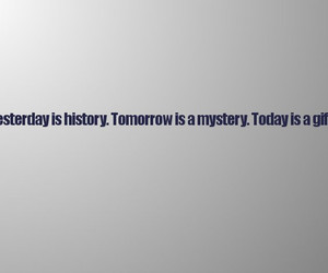 text, today, and yesterday image