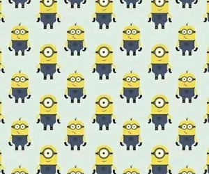 minions, wallpaper, and background image