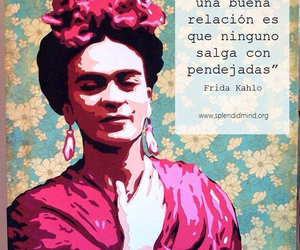 frases, frida kahlo, and fun image
