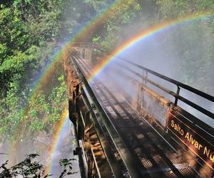 indie, rainbow, and vintage image