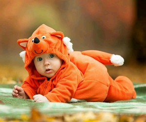 baby, cute, and little image