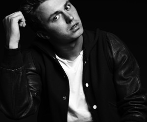 kenny wormald, Hot, and black and white image