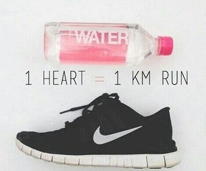 black, water, and heart image