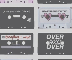 grunge, music, and all i need image