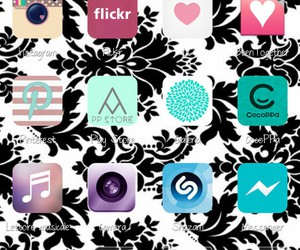 lovely, phone, and cocoppa image