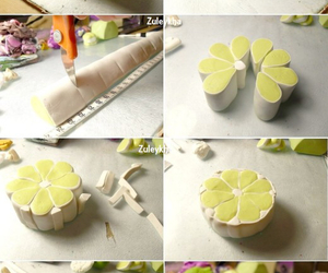 clay, diy, and lime image