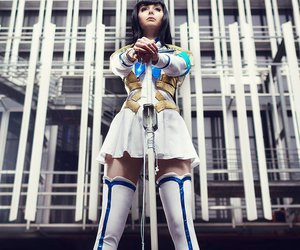 anime, cosplay, and officer image