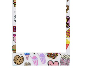 frame, donuts, and food image