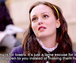 gossip girl, blair waldorf, and destiny image