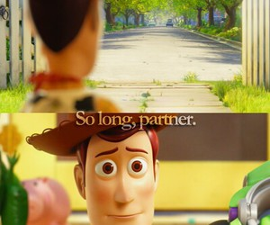 one direction, toy story, and woody image