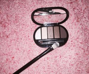 makeup, sephora, and eyeshadows image