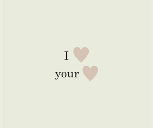 heart, text, and love image