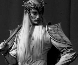 thranduil, the hobbit, and botfa image