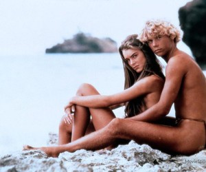 brooke shields, the blue lagoon, and blue lagoon image