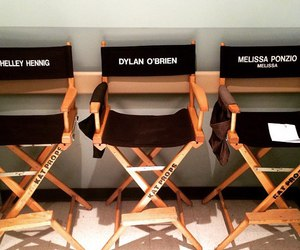 dylan, Melissa, and teenwolf image