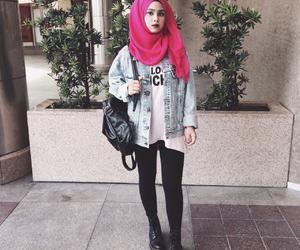 hipster hijab drmarten image