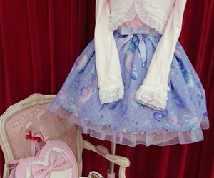 angelic pretty, kawaii, and outfit image