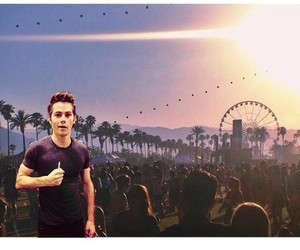 coachella and dylan image