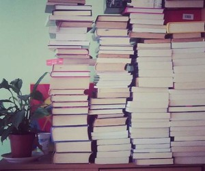 books, green, and indie image