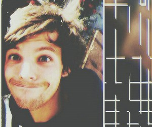 edit, louis tomlinson, and cute image