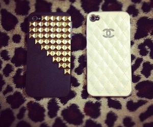 case, cheetah, and chic image