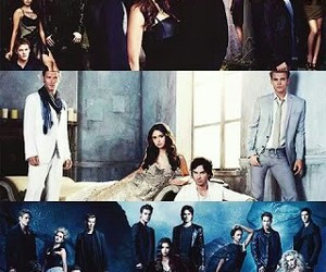 cw, thevampirediaries, and iansomerhalder image